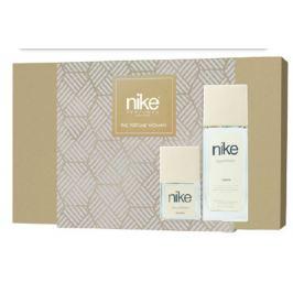 Nike The Perfume Woman toaletní voda pro ženy 30 ml + parfémovaný deodorant sklo 75 ml, dárková sada