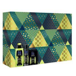 Fa Men Energy Boost sprchový gel pro muže 250 ml + antiperspirant deodorant sprej 150 ml + voda po holení 100 ml, kosmetická sada