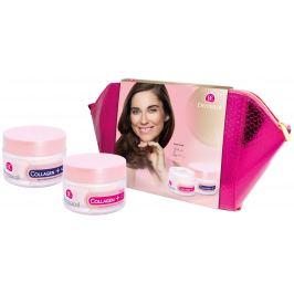 Dermacol Collagen+ Rejuvenating SPF10 intenzivní omlazující denní krém 50 ml + noční krém 50 ml + etue, kosmetická sada
