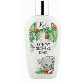 Bohemia Gifts & Cosmetics Kokos sprchový gel pro děti 3+ věk 250 ml