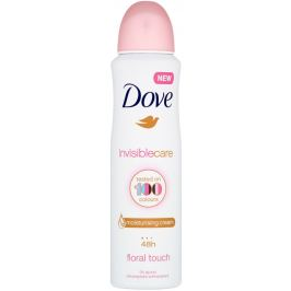 Dove Invisible Care Floral Touch antiperspirant deodorant sprej pro ženy 150 ml