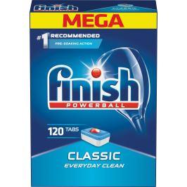 Finish Classic tablety do myčky 120 kusů