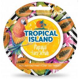Marion Tropical Island Papaya - Papája enzymatický pleťový peeling 8 g