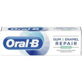 Oral-B Gum & Enamel Repair Extra Fresh zubní pasta univerzální, vlastnosti: ochrana skloviny a ochrana před zubním kazem 75 ml
