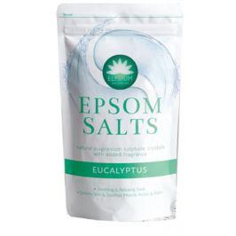 Elysium Spa Eukalyptus sůl do koupele s přírodním magnesiem 450 g