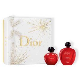 Christian Dior Hypnotic Poison toaletní voda pro ženy 30 ml + tělové mléko 75 ml, dárková sada