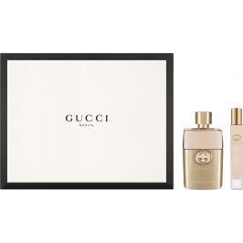 Gucci Guilty pour Femme parfémovaná voda pro ženy 50 ml + parfémovaná voda pro ženy rollerball 7,4 ml, dárková sada