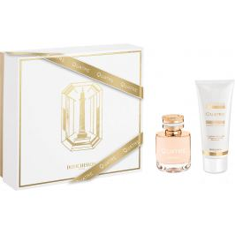 Boucheron Quatre Femme parfémovaná voda pro ženy 50 ml + tělové mléko 100 ml, dárková sada