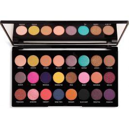 Makeup Revolution Creative Vol 1 paletka 24 očních stínů 12 g