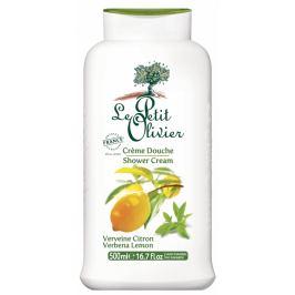 Le Petit Olivier Verbena a citron sprchový krém 500 ml
