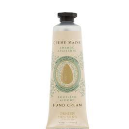Panier des Sens Mandle luxusní francouzský vyživující hydratační krém na ruce 30 ml