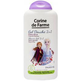 Corine de Farme Ledové království II 2v1 šampon na vlasy a sprchový gel pro děti 250 ml