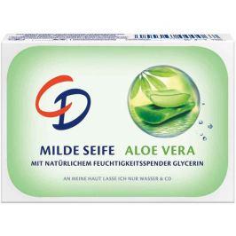 CD Aloe Vera s glycerinem toaletní mýdlo 125 g