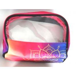 Albi Original Taška na kosmetiku s okénkem Mandala 18 cm x 14 cm x 6,5 cm