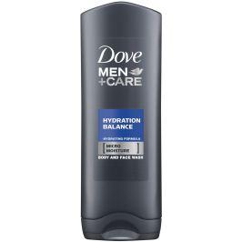 Dove Men + Care Hydration Balance sprchový gel pro muže 250 ml