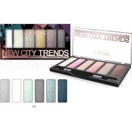 Revers New City Trends paletka očních stínů 04 9 g