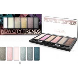 Revers New City Trends paletka očních stínů 02 9 g