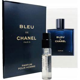 Chanel Bleu de Chanel Parfum pour Homme parfém pro muže 1,5 ml s rozprašovačem, Vialka