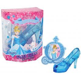 Disney Princess Cinderella Glass Slipper Popelčin střevíček toaletní voda pro děti 30 ml + přívěšek, dárková sada