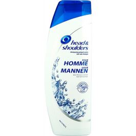 Head & Shoulders Pour Homme for Men šampon proti lupům 400 ml