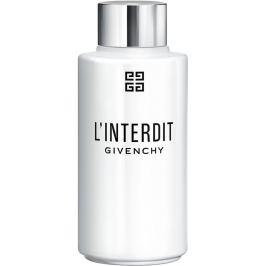 Givenchy L Interdit tělové mléko pro ženy 200 ml