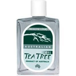 Health Link Tea Tree Oil vynikající antiseptické a léčebné vlastnosti 15 ml