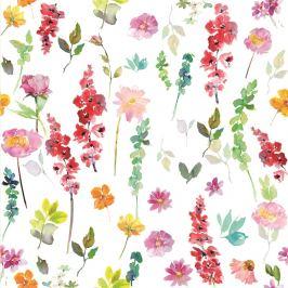 Aha Velikonoční papírové ubrousky květiny 3 vrstvé 33 x 33 cm 20 kusů