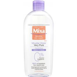 Mixa Very Pure Micellar Water micelární pleťová voda 400 ml