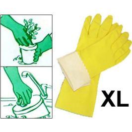 Nomess Rukavice latexové velikost XL 1 pár
