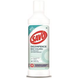 Savo Dezinfekce bez chloru na podlahy antibakteriální 1 l