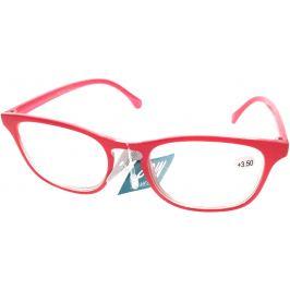 Berkeley Čtecí dioptrické brýle +1,0 starorůžové 1 kus MC2145