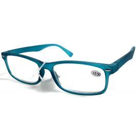 Berkeley Čtecí dioptrické brýle +3,5 plast tyrkysově zelené mat 1 kus MC2 ER4040