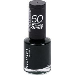 Rimmel London 60 Seconds Super Shine Nail Polish lak na nehty 907 Hustlin 8 ml
