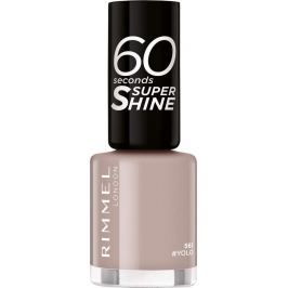 Rimmel London 60 Seconds Super Shine Nail Polish lak na nehty 561 Yolo 8 ml