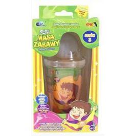 Joker Slimy Sliz se svítící a hrací kuličkou oranžový 140 g