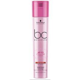 Schwarzkopf Professional BC Bonacure pH 4.5 Color Freeze Vibrant Red Micellar šampón pro červené odstíny vlasů 250 ml