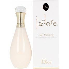 Christian Dior Jadore Lait Sublime tělové mléko pro ženy 200 ml