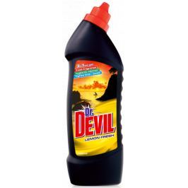 Dr. Devil Lemon Fresh 3v1 Wc tekutý čistič 750 ml