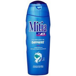 Mitia Men Sapphire 2v1 sprchový gel a šampon na vlasy 400 ml