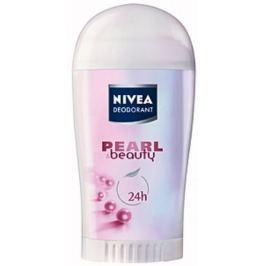 Nivea Pearl & Beauty antiperspirant deodorant stick pro ženy 40 ml