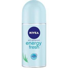 Nivea Energy Fresh kuličkový antiperspirant deodorant roll-on pro ženy 50 ml