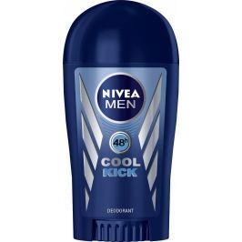 Nivea Men Cool Kick antiperspirant deodorant stick 40 ml
