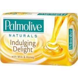 Palmolive Naturals Milk & Honey tuhé toaletní mýdlo 90 g