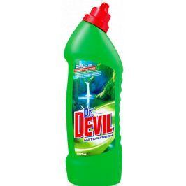 Dr. Devil Natur Fresh 3v1 Wc tekutý čistič 750 ml