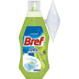 Bref Fresh Pearls WC gel Apple tekutý závěs 360 ml