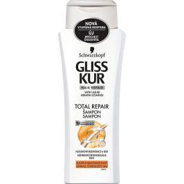 Gliss Kur Total Repair 19 regenerační šampon na vlasy 250 ml