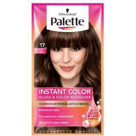 Schwarzkopf Palette Instant Color postupně smývatelná barva na vlasy 17 Středně hnědý 25 ml