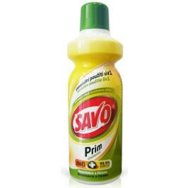 Savo Prim Květinová vůně dezinfekční čisticí prostředek 1 l