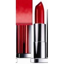 Maybelline Color Sensational rtěnka 527 Lady Red 3,6 g