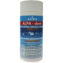 Alpa-Dent s bělícími účinky přípravek na čištění umělého chrupu 150 g